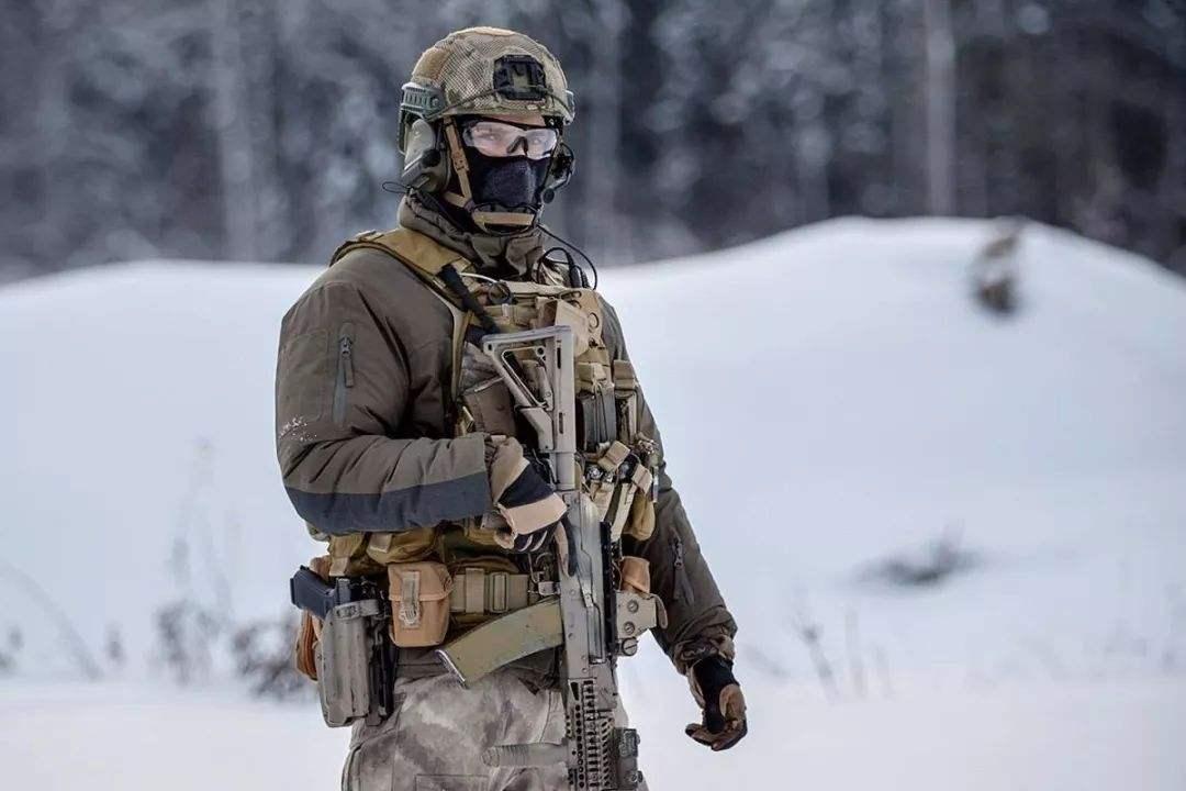 """叙利亚战场""""勾魂使者""""  俄罗斯SSO特种部队"""