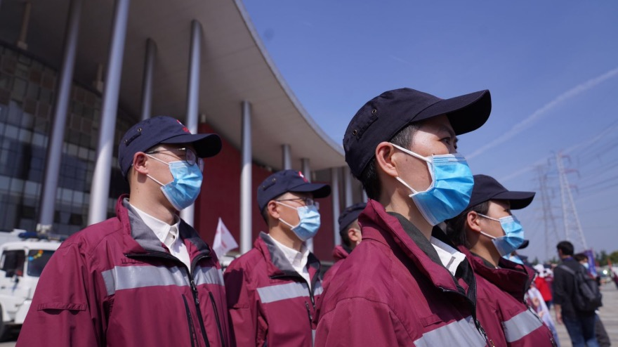 此刻中國|今日 援鄂醫護人員開始踏上返程