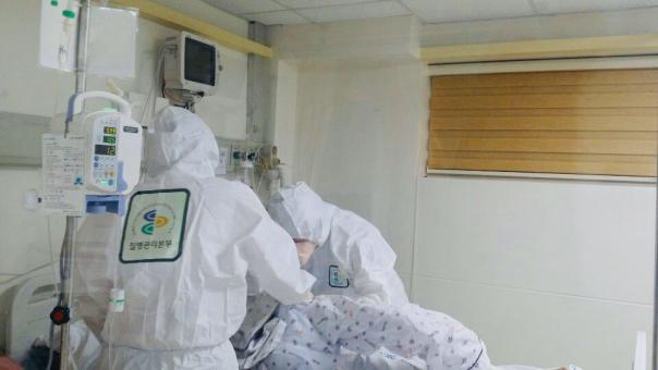 韓國女護士日記