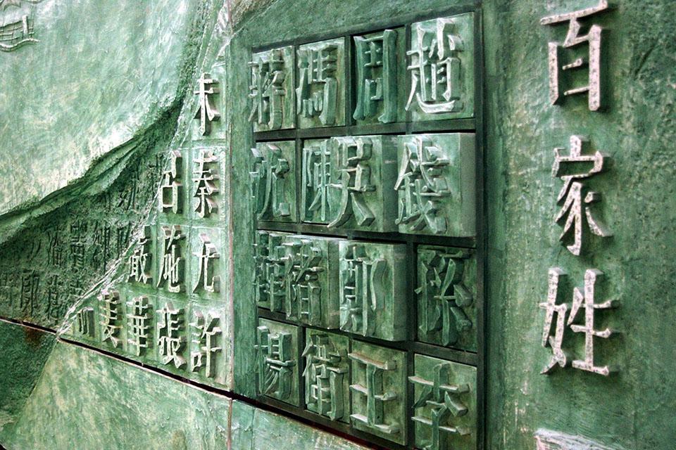 中(zhong)國(guo)平民為(wei)何最早就有姓氏︰han)喝逋貧dong)平民造姓立宗