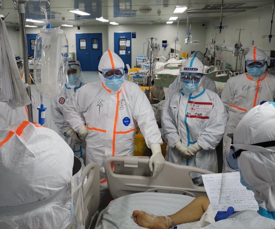 无症状感染者仍具备一定传染性:专访中央指导组专家组成员管向东