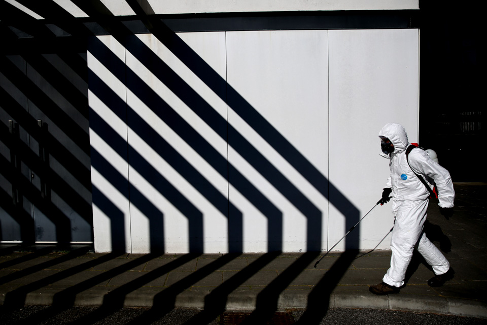 瞬间一周丨东京奥运会确定延期