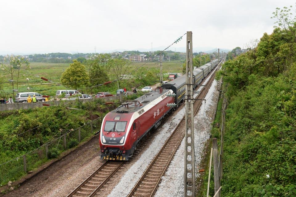 京廣鐵路脫軌路段已通車