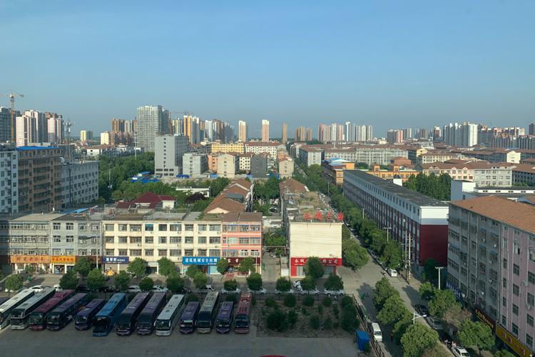 河南永城:一座没有房产中介的城市