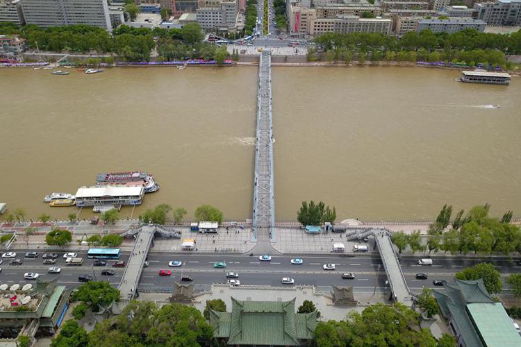 黄河流域入河排污口排查启动|中国绿色公号榜231期