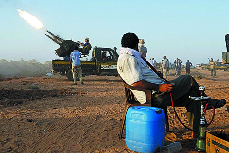 06 后卡扎菲時代,新利比亞沉淪于戰火1.jpg