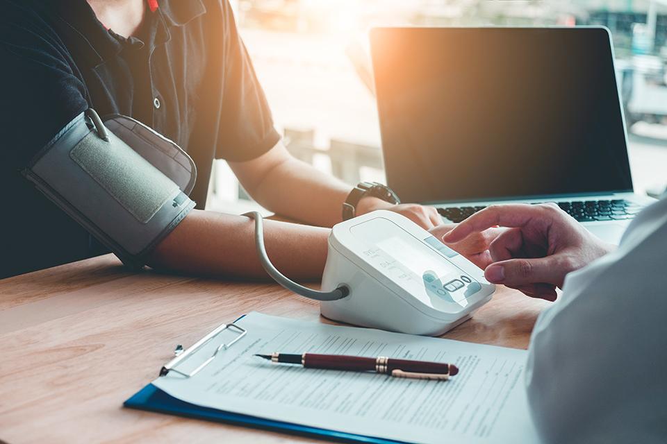 45岁以前患高血压,全因死亡风险倍增