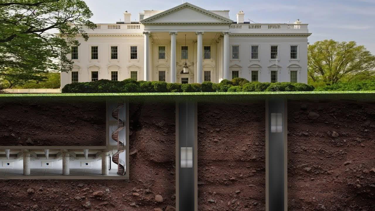 美国最神秘的地下堡垒系统