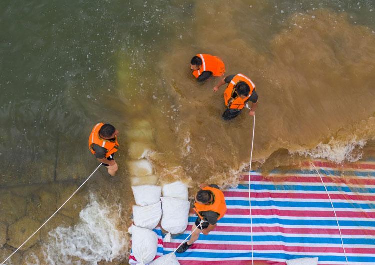 主动进洪:鄱阳湖大考的调度细节