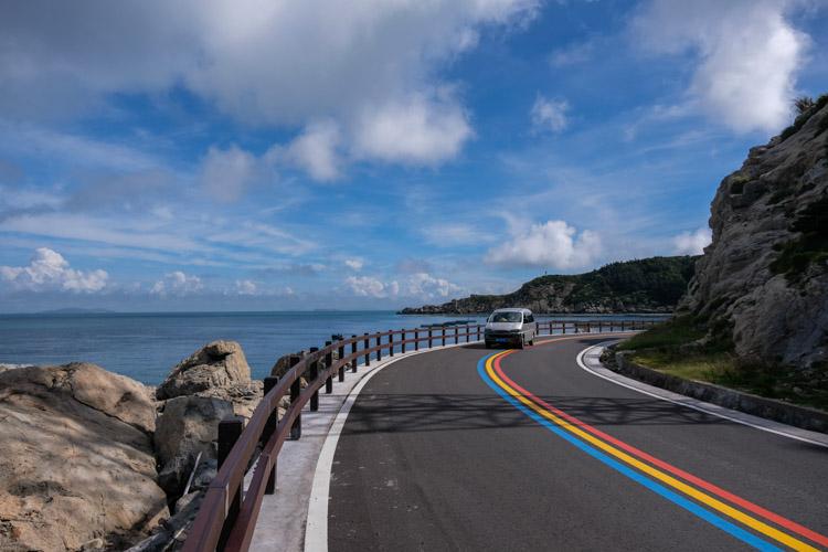 南麂列岛环岛公路建成