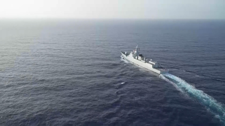 第35批护航编队