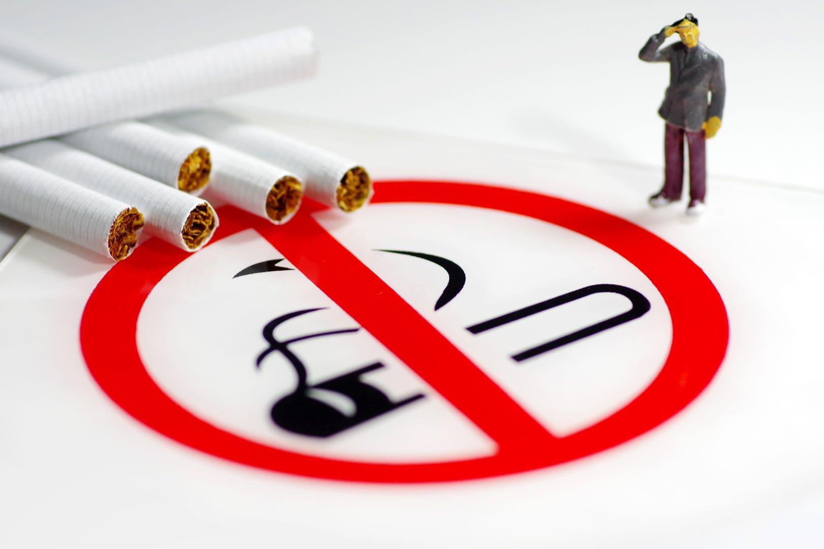 """室内是否应设""""吸烟房""""?重庆控烟新规引争议"""