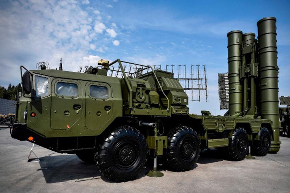 反导能力超强:俄军列装S-500防空导弹系统