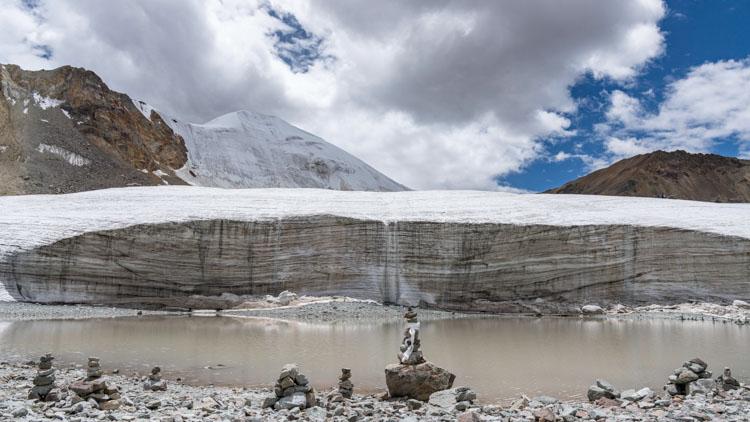 走進西藏廓瓊崗日冰川公園