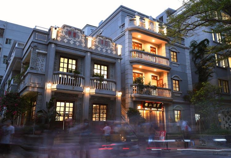在深圳尋覓千年古城
