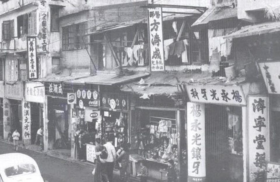 《鴛鴦六七四》與百年香港幫會史