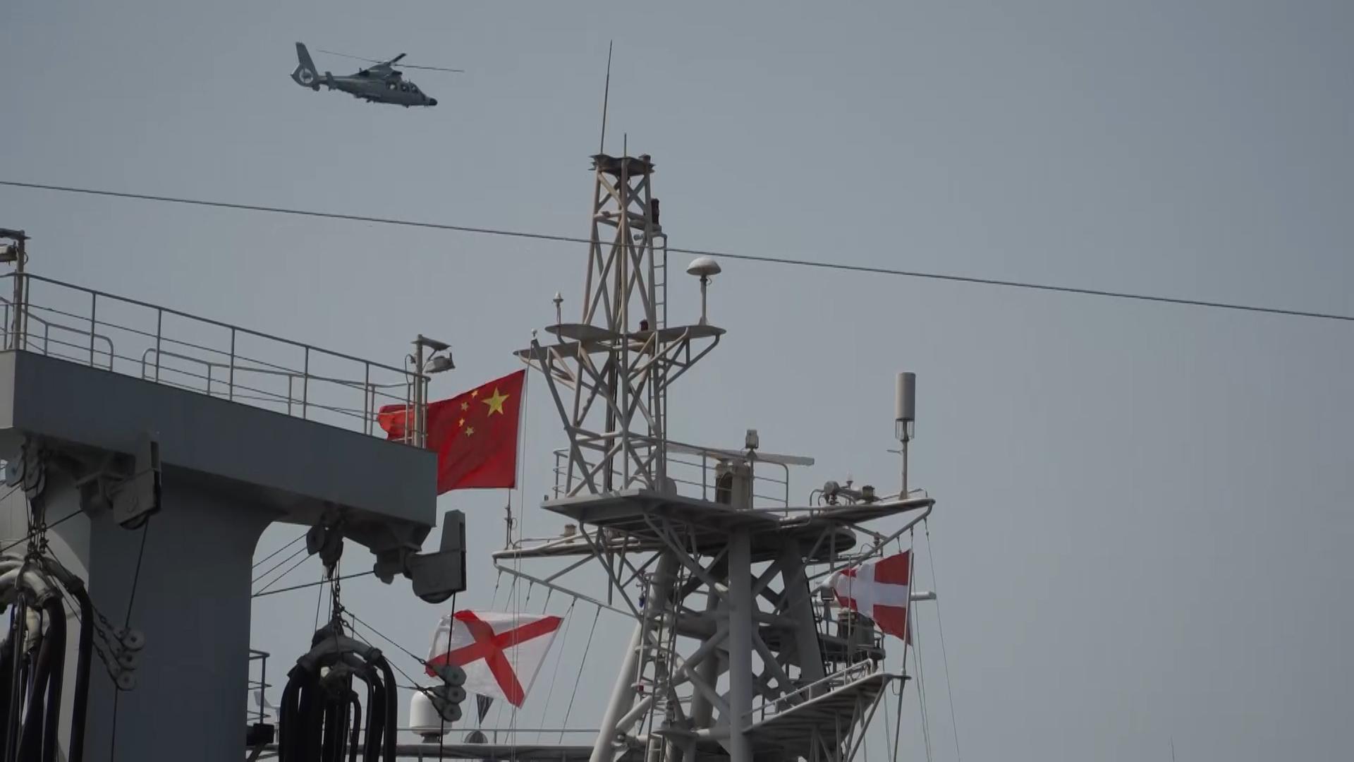 中國加大航母艦載機飛行員選拔