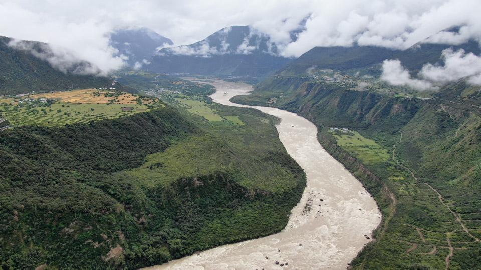 眼睛在旅行丨走进西藏林芝