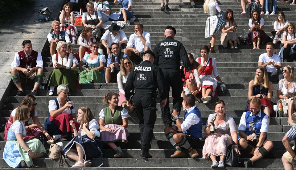 慕尼黑啤酒节被取消