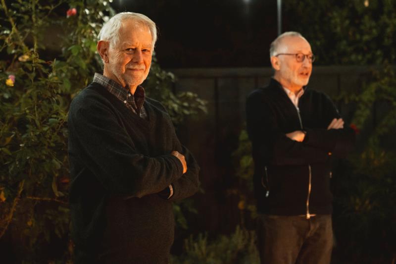 羅伯特·威爾遜(左)是保羅·米爾格羅姆(右)的老師。視覺中國/圖
