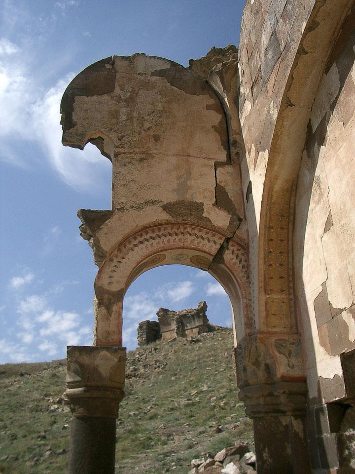 在土耳其,探访亚美尼亚的古都