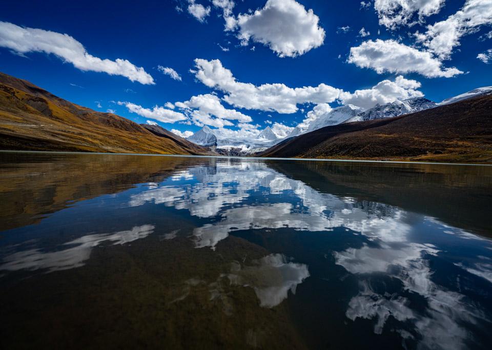 薩普雪山:藏北秘境