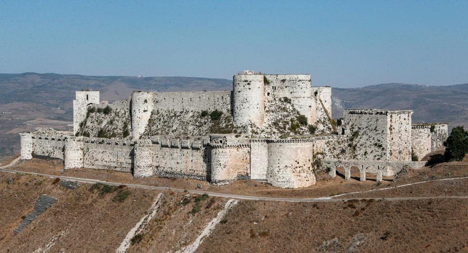保護騎士堡,留存中世紀