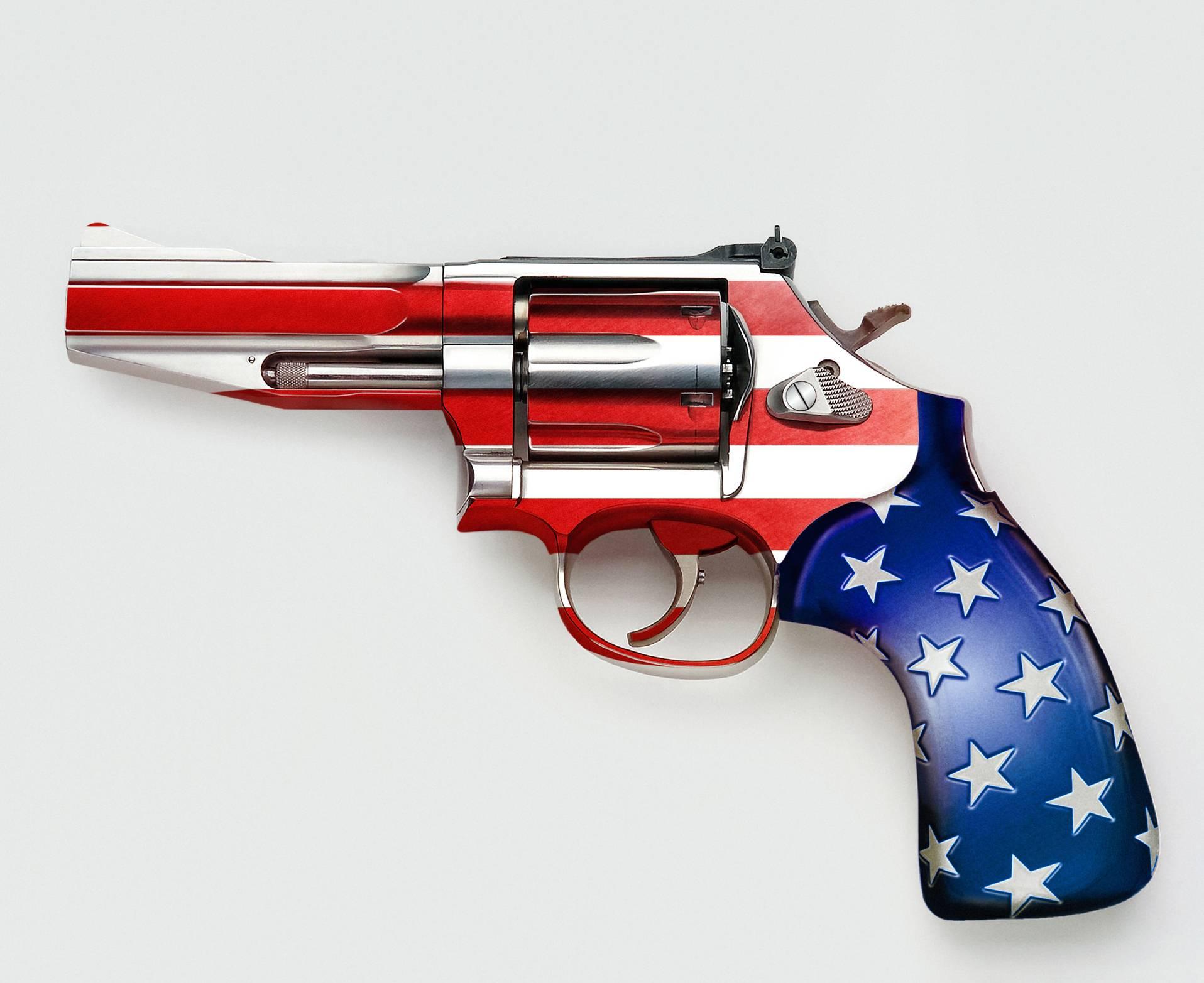 購槍等于安全感?美國大選年,購槍率正瘋狂飆升