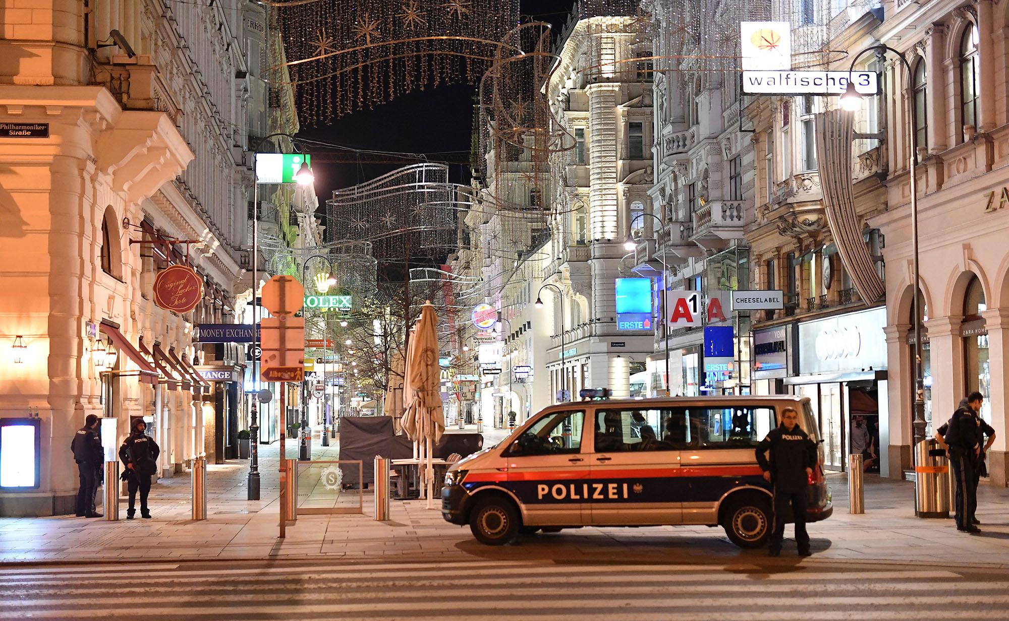 維也納恐襲
