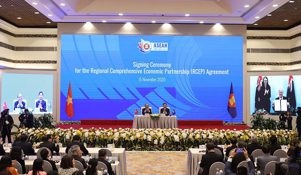 RCEP將給中國帶來什么?