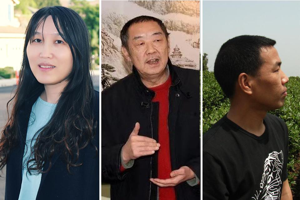 二湘、黑陶、張石山的2020年書單