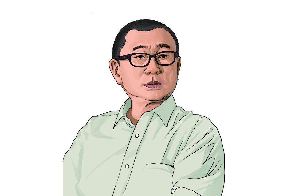 寫作者劉醒龍:我在武漢,和它有了生死之交