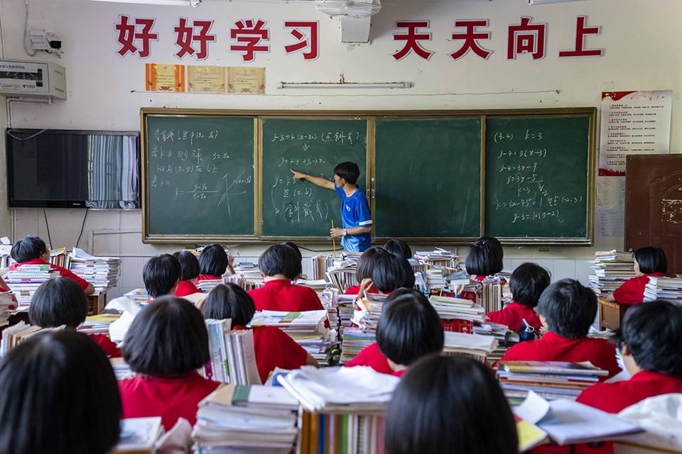 蚌埠考老師數學,不及格的老師能教好學生嗎