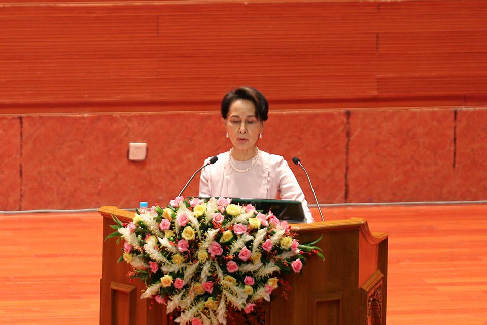 昂山素季等政要遭扣押,缅甸军方接管国家权力