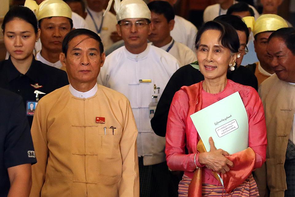 缅甸变局,折射军方左右为难的处境