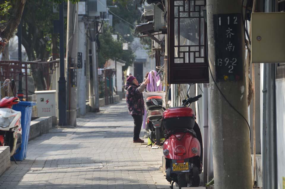 蘇州:煙雨別倉街