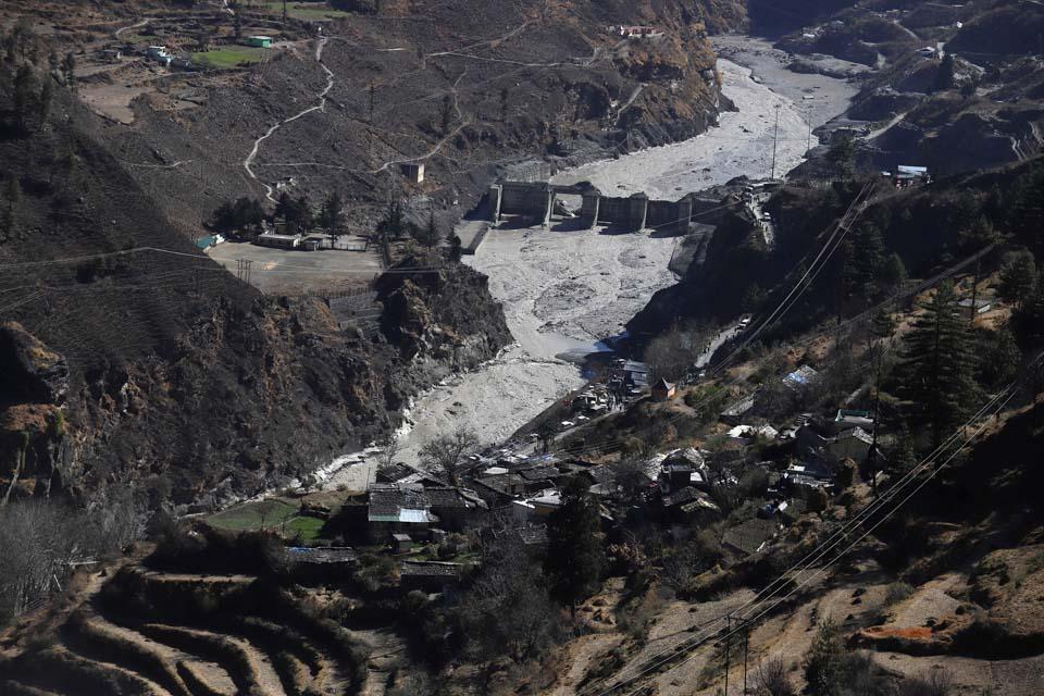62人遇难142人失踪,印度北部冰川断裂带来警醒