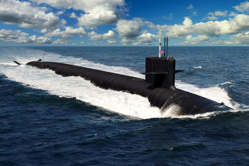 海底幽灵:美国核潜艇的特殊故事