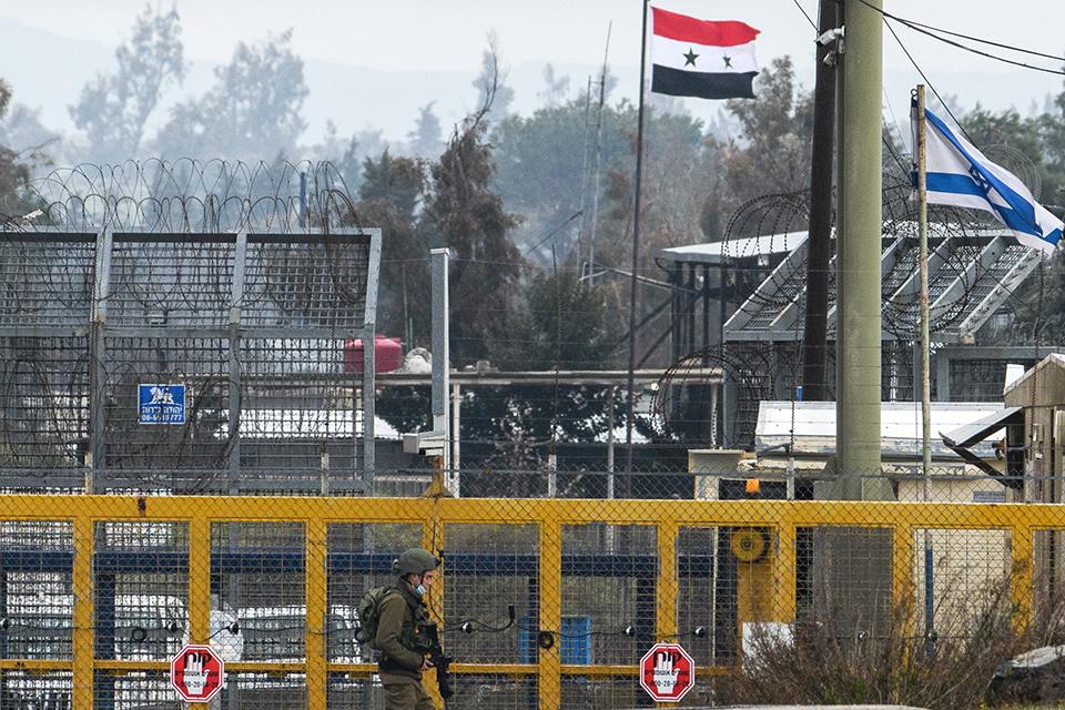 轟炸敘利亞:拜登上任后開出第一槍