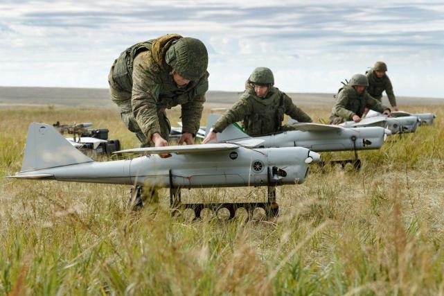 俄羅斯加緊補齊無人機欠債