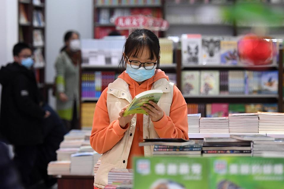 阅读,要从中学生生活中消失了?