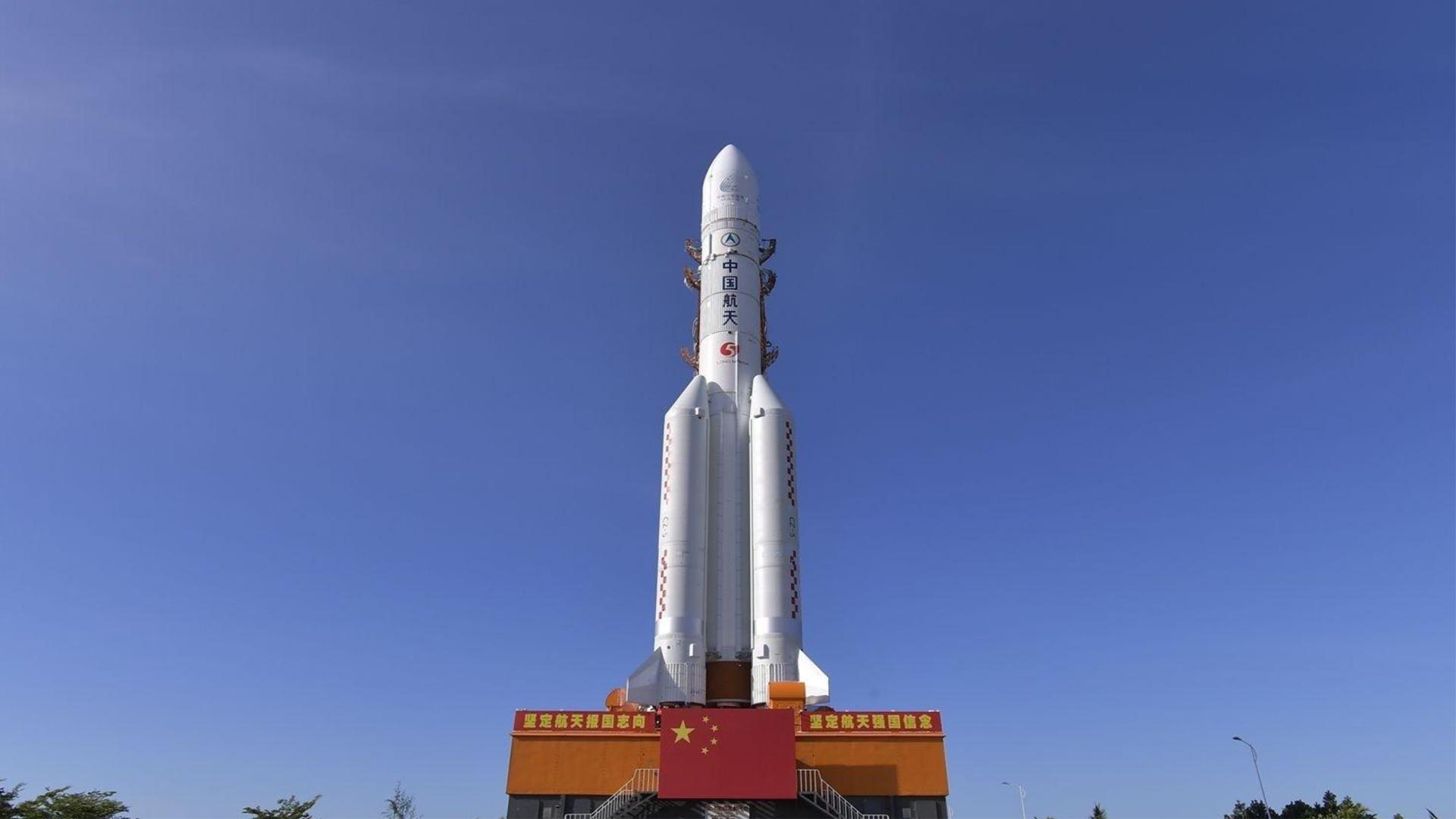 展現航天雄心 中國擬建設第五座航天發射場