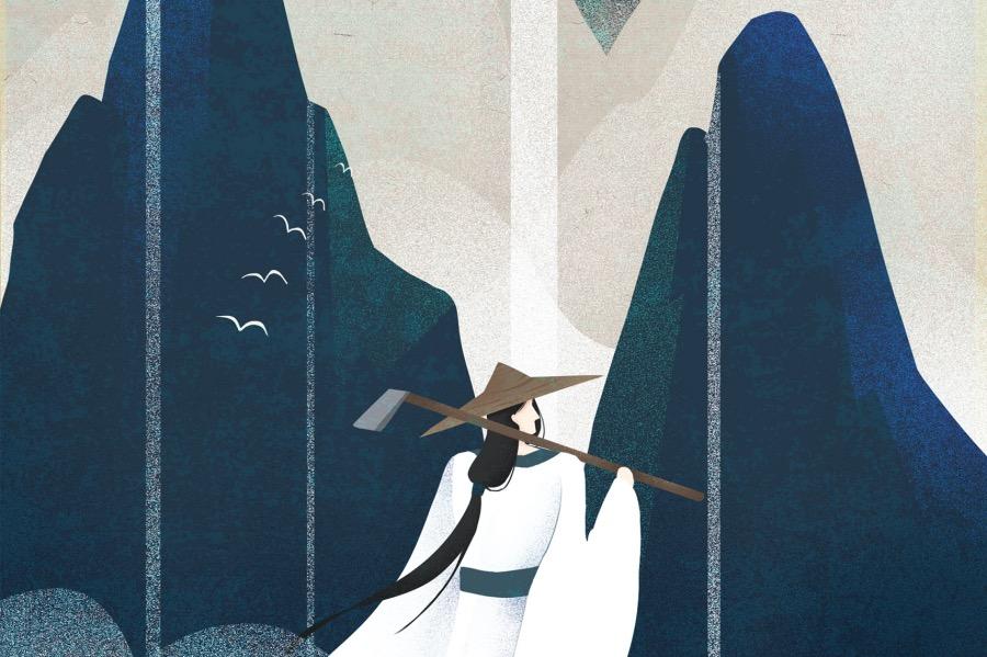 《王維陶淵明 之比較》談及田園詩人,人們多將王維和陶淵明作比。二者文字多涉自然風光,超然通脫,心情境界似有接近。