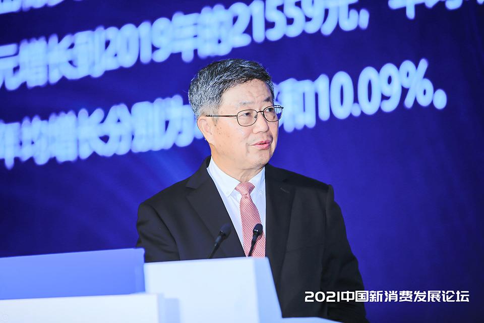 12 中国(海南)改革发展研究院院长迟福林:消费结构升级将产生一批新一线城市.jpg