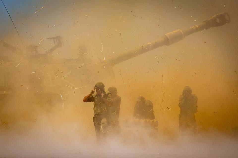 以色列炸死哈马斯多名高级指挥官