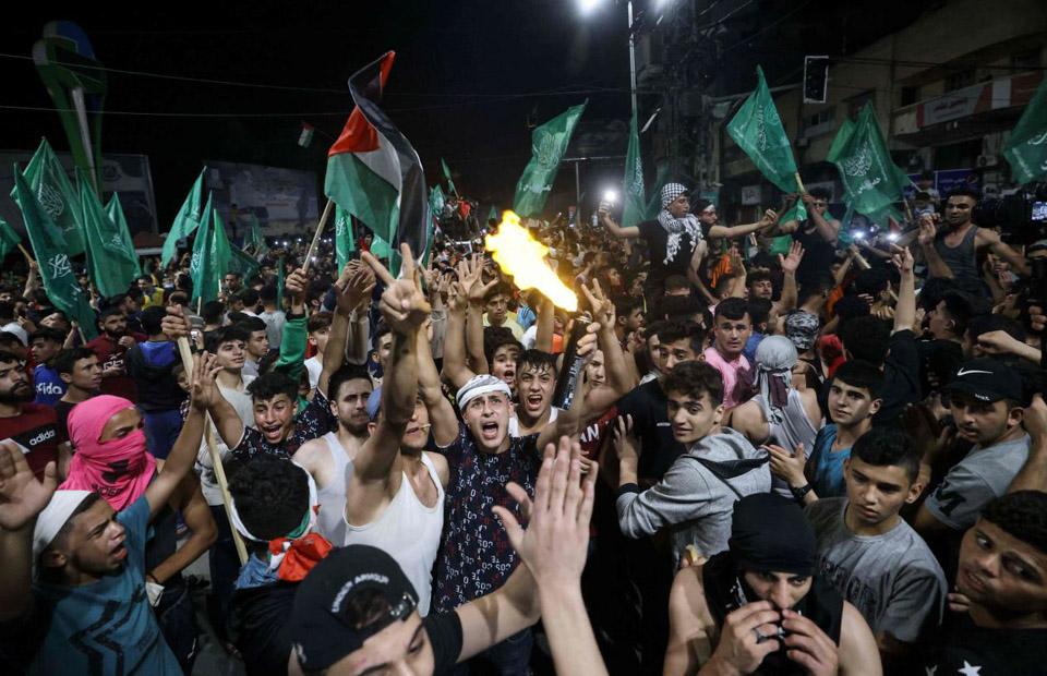 哈馬斯與以色列停火