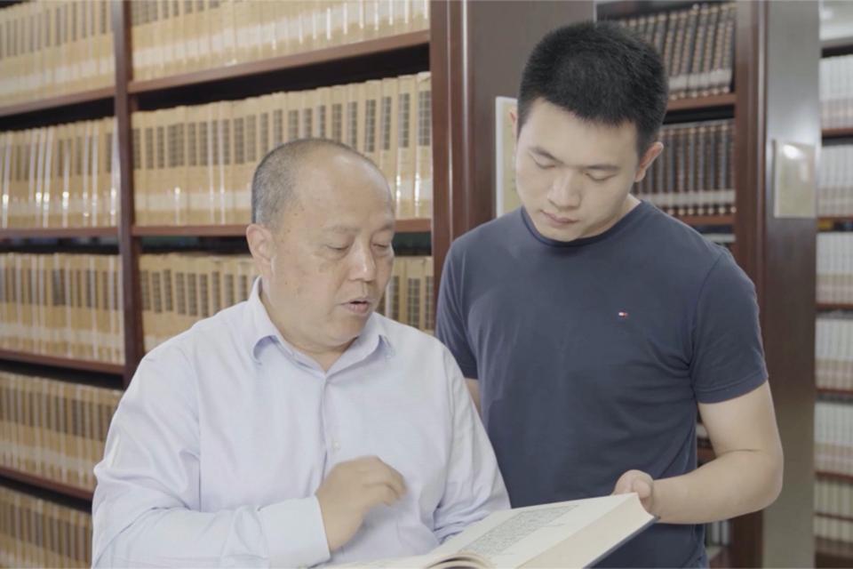 """19 海外古籍数字化回归:如何做到""""为天下人所用""""?1.jpg"""