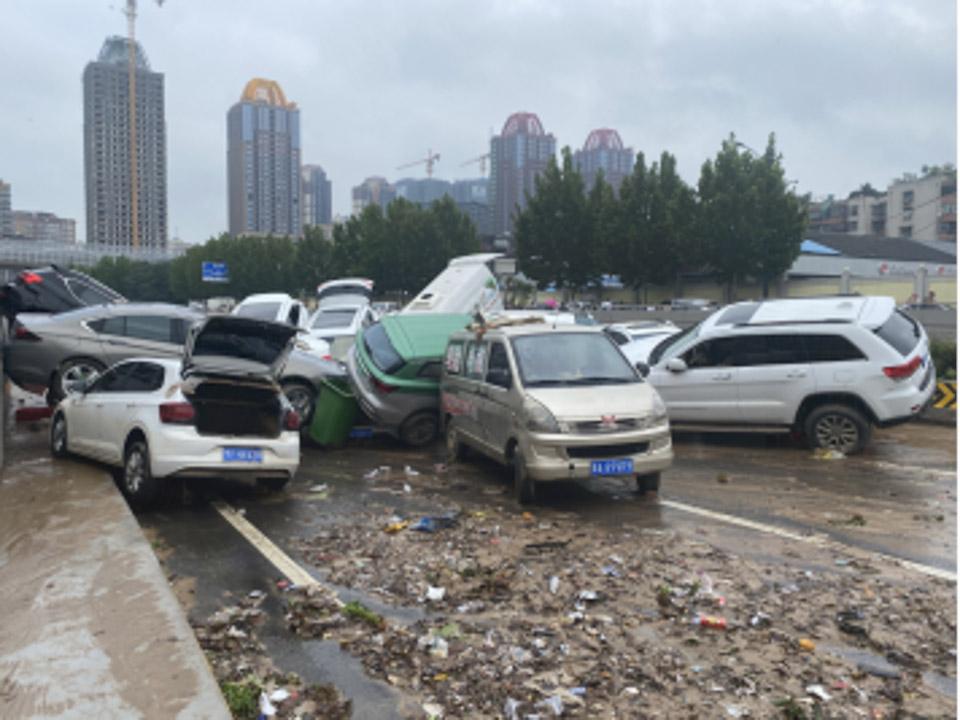 郑州,暴雨之后