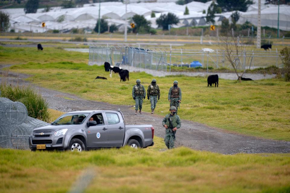 厄瓜多尔监狱发生暴乱致22人死亡