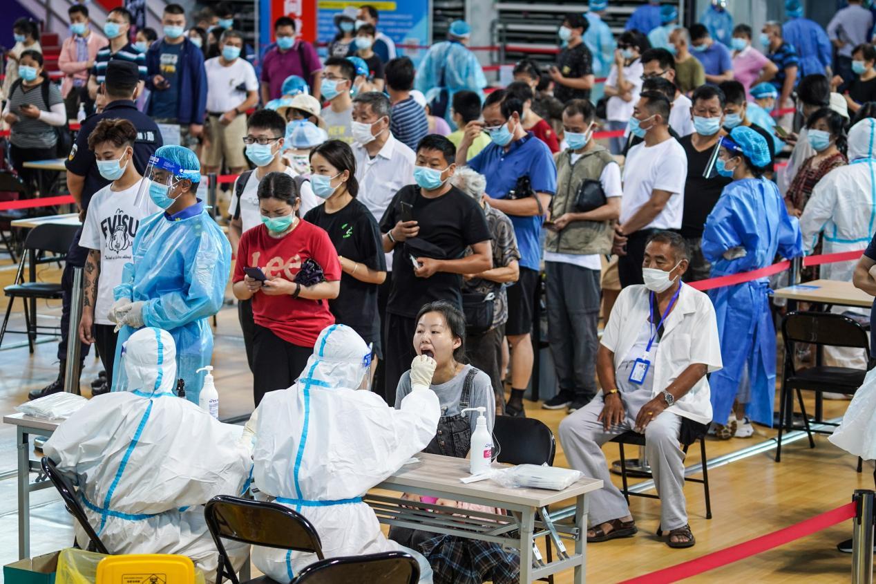 南京机场疫情扩散:外溢6省12市,或已在张家界二次传播